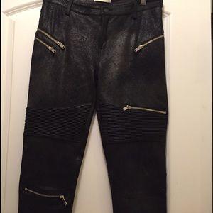 Zara skinny pants size M